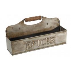"Zinc pot "" Ustensiles """
