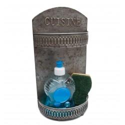 Porte liquide vaisselle - éponge