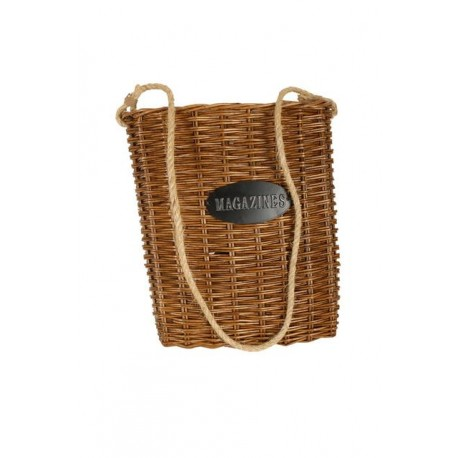 Willow magazine bag