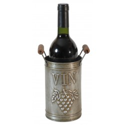 Zinc wine reserve pot