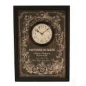 """Pendule """"Parfumerie de Grasse"""" 55x40 cm"""
