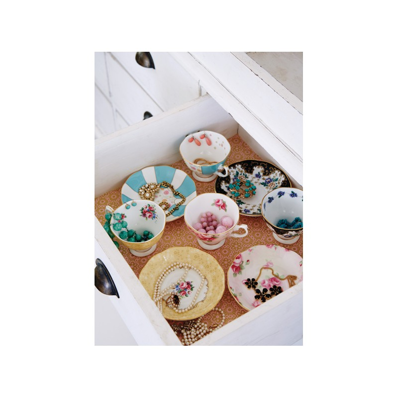 5 Set Teacup Amp Saucer 100 Years Collection Royal Albert