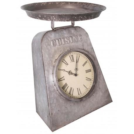 Zinc balance clock