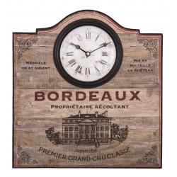 Pendule Bordeaux