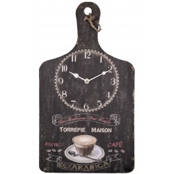 Wall clock cutting board