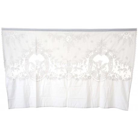 Tête de lit Saint Paterne ivoire