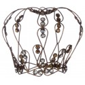 Decorative crown wire - M