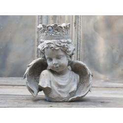 Ange antique avec son diadem