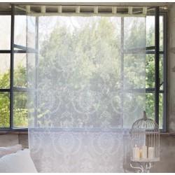 """Rideau naturel """"Tenda Blanc"""" 140 x 290 cm"""