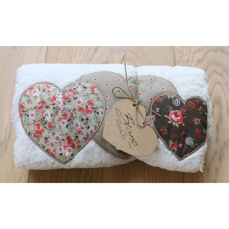 "Towel set love ""Liberty Collection"""