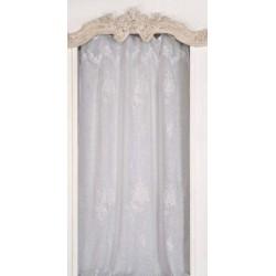 Rideau les Fées Blanc 130x300 cm