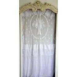 Curtain Astuce white 130x300 cm