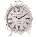 """White pendulum clock """"Le boudoir"""""""