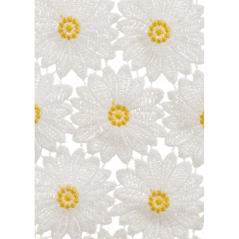 Daisy Lace Table Cloth By Blanc Mariclo Collection Ideal