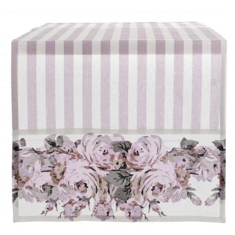 Chemin de table Shabby Classic Collection de Blanc Mariclo idéal ... adec281f6c6