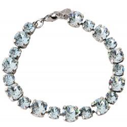 Bracelet à cristaux Swarovski® LIght Amethyst