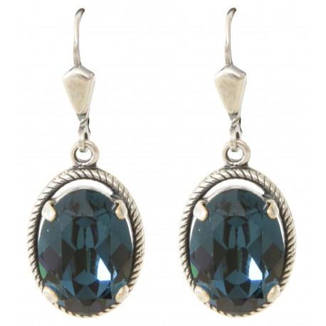 Montana Swarovski® Crystal Earrings