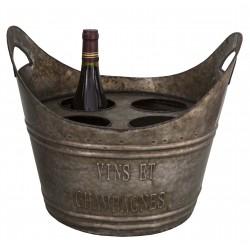 """Rafraichissoir """"Vins et Champagnes"""""""