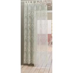 Rideau avec boucle Adelma Collection 150 x 290 cm