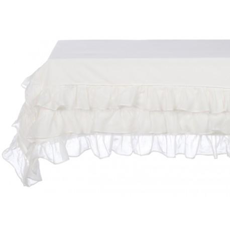 """Table cloth """"Fru fru"""" 160 x 220 cm"""