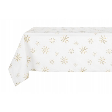 "Nappe Or 150 x 220 de la collection ""Bling Bling"""
