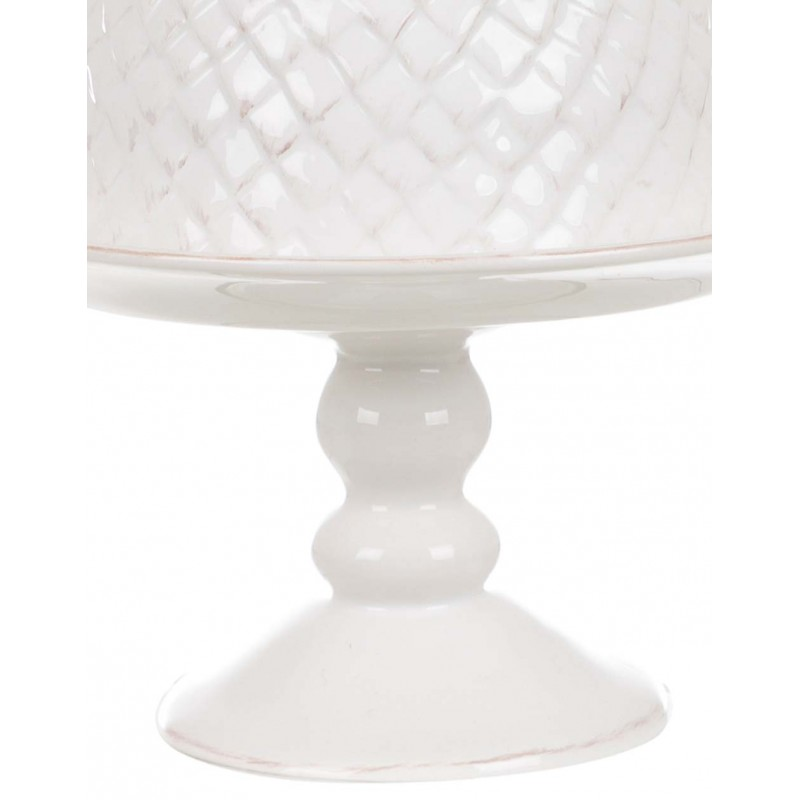 "White ceramic glass cake stand from the ""Autumn ..."