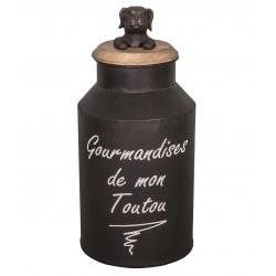 "Container ""Gourmandises de mon toutou"""