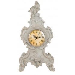 Horloge de table de la collection Cornici Blanc