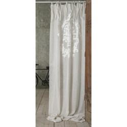 Rideau Long Allure 140 x 290 cm en lin
