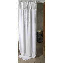 Rideau Long Aura 140 x 290 cm en coton