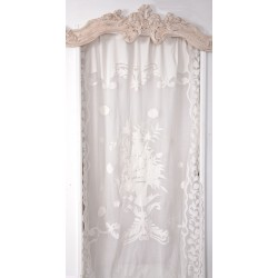 Long curtain Indes Galantes Ivory 130 x 300 cm