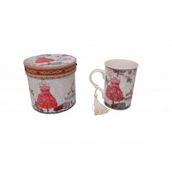 Coffret de mug décor mannequin