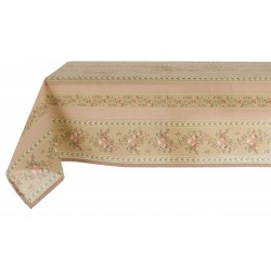 Nappe enduite 150 x 220 Shabby Collection