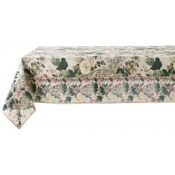 Nappe Primerose Collection 160 x 220 en coton
