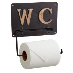 WC toilet roll dispenser