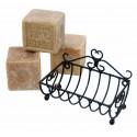 Decorative soap dish