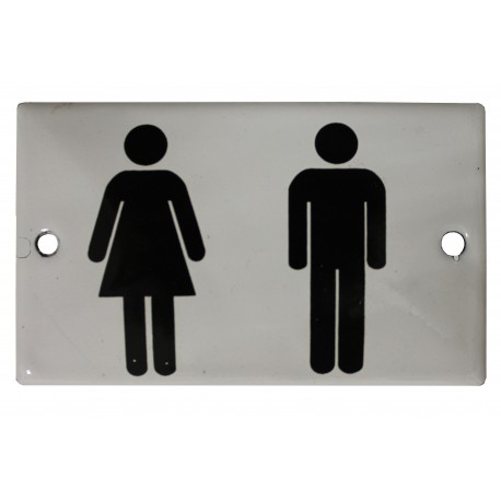 Toilet plate Male / Female