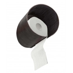 Pipe toilet roll dispenser