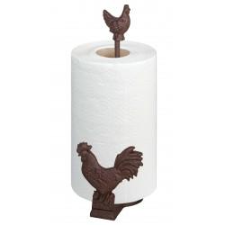 Dérouleur de papier essuie tout coq