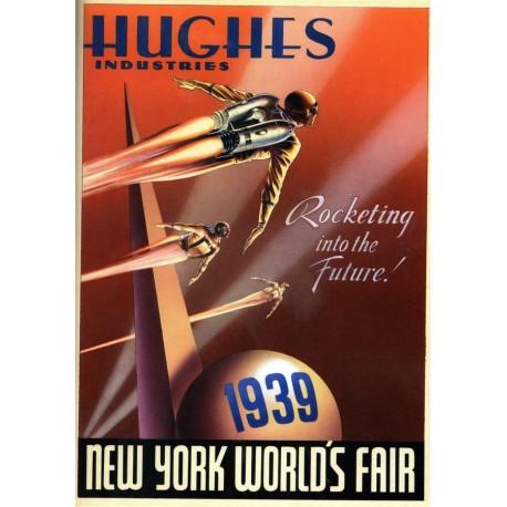Affiche World Fair Chicago 1933 format 30 x 40 cm
