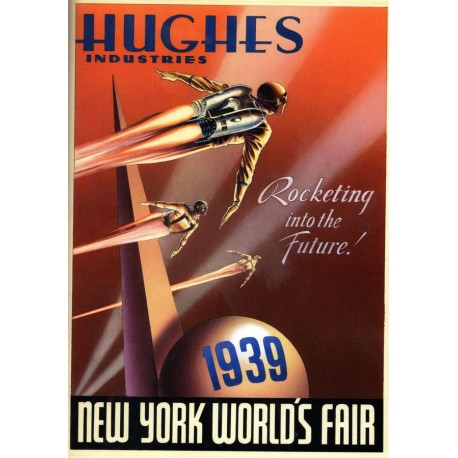 Poster of World Fair Chicago 1933 in the format 30 x 40 cm