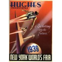 Poster of World Fair New York 1939 in the format 30 x 40 cm