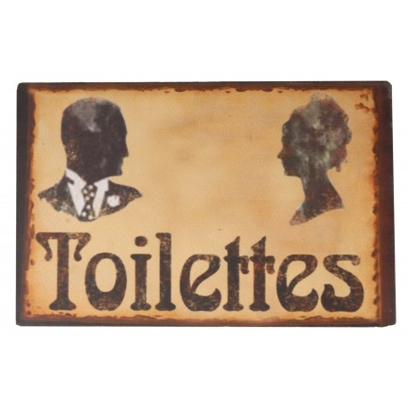 Toilet plate Male / Female