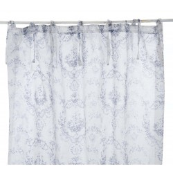 Queen Mary curtain 150 x 300 cm with knots
