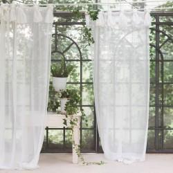 Adalgisa curtain with nodes 140 x 290 cm