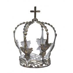 Vire ancienne couronne pour déco