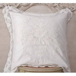 Pillow cover Jardin Anglais