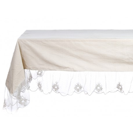 "Nappe ""Bella e Velvet Collection "" 150 x 220 cm"