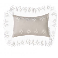 "Coussin ""Bella e Velvet Collection "" 35 x 50 cm"