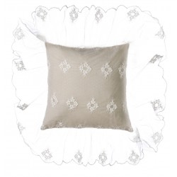 "Coussin ""Bella e Velvet Collection "" 45 x 45 cm"